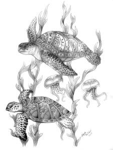 steampunk turtles