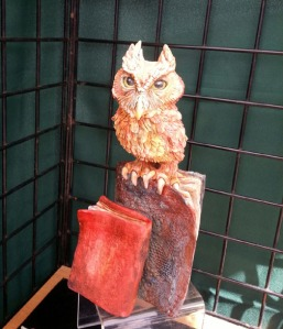 owlsculpture