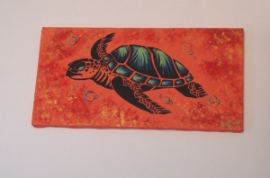 seaturtleacrylic