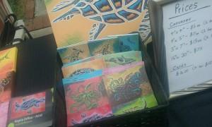 Card sets.