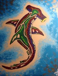 Hammerhead Shark #4 11