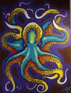 Octopus #5 12