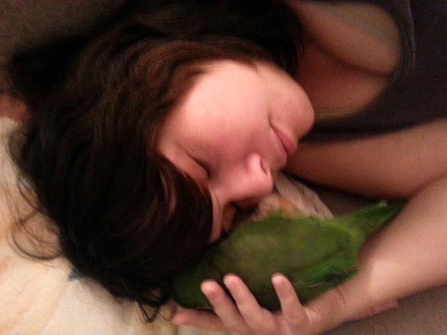 riko-me-cuddles